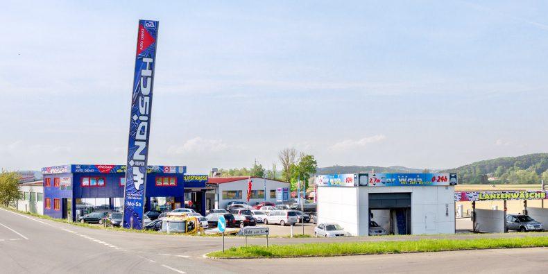 Autodienst Windisch an der Hauptstraße in Berndorf